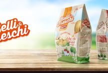 Belli e Freschi Food Rebranding Project by Mostachos
