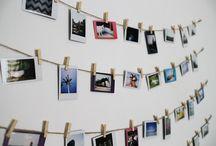 Fotografia / Dicas e Inspirações do Blog Moldurapop para decorar sua casa usando fotografias.  blog.moldurapop.com