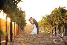 Mariage sur le thème du vin / Idées déco et DIY pour un mariage sur le thème du vin et de la vigne