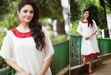 JUGNIJI KURTIS CUM DRESSES / A huge sparkling collection of Indian ethnic wear in our attention-grabbing online showroom whose variety is growing every month. online shopping store for Saree, Salwar Suits, Lehengas, Jewellery, Kids Wear at best price. ## http://goo.gl/Vgjvio