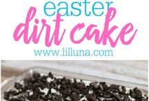 spring Easter recipe