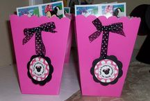 Minnie Mouse School party