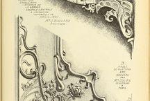 орнамент классика