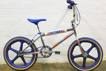 Old School BMX / by Craige Sterling