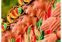 Indonesian traditional dance