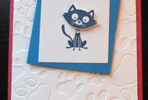 furry friends stampin up