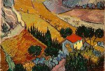 Painters - Van Gogh