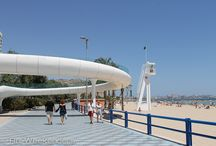 Alicante, Spain / In Alicante art is just a few steps away from the beach. A perfect city to combine #beach and #art http://www.artweekenders.com/alicante/alicante-art-culture-beach/ #Spain #travel