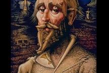 Don Quixote / by Rita Rotondo
