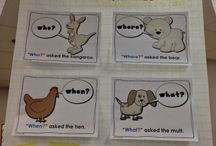 Language Arts - Punctuation/Capitalization / by Donna Walker
