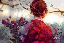 Artwork / by Taryn Kolodny
