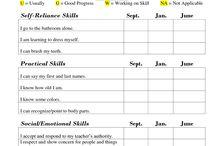 preschool programs/reports