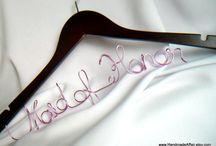Maid of Honor duties...