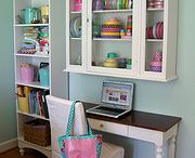 Craft room ideas / by Shannon Phillips Mejia
