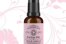 Organic face care / Botanicals natural and organic face care products are hand-made in small batches using only the finest ingredients, and are certified organic by the Soil Association.