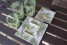Wedding gifts / Ever-lasting dinnerware & glassware