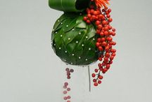 flowers, unusual settinhgs