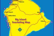 Большой остров гавайи