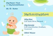 Rezepte für Babys