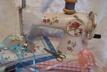 Vintage sewing / by Louise Houghton