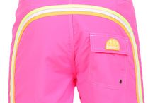 PINK BOARDSHORTS MR.BEACHWEAR / PINK PROPOSALS BY MR.BEACHWEAR