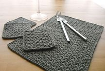 Placemat and Coaster sets