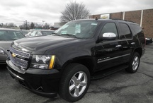 Chevrolet Tahoe / NEW Cars Available at BILL STASEK CHEVROLET 847-537-7000 www.stasekchevrolet.com