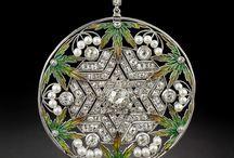 Liberty ~ Deco ~ Art Nouveau et Bijoux