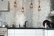 lampe cuisine industrielle