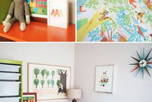 { Children's Bedrooms } / Ideas for decorating my daughter's bedroom / by Barb Hoyer: A Life in Balance