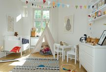 Bri toddler room ideas / by Erica Ivy