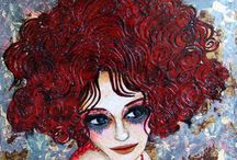 Zerrin Tekindor Paintings