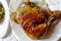 Κοτόπουλο με μπυρα