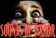 SOUNDS OF TERROR / Everyone who loves Halloween get their haunted Sound Effects at SOUNDS OF TERROR - Check it out ... http://soundsofterror.com