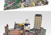 Lego / I mitici mattoncini