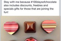 #100daysofchocolate / Join yelibelly chocolates for 100 days of funnies, freebies and fabulous chocolate! https://m.facebook.com/profile.php?id=139410742411