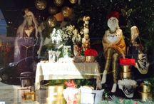 Christmas shop Windows LA MERCERIA / LA MERCERIA PALERMO SOHO ARMENIA Y HONDURAS BUENOS AIRES CAPITAL