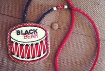 Victoria's Pow Wow Bling! / My beaded projects