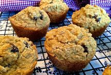 Gluten and sugar free aternatives