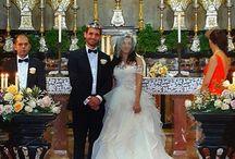 WEDDINGS IN ITALY / ORGANIZING & DESIGNING WEDDINGS IN ITALY