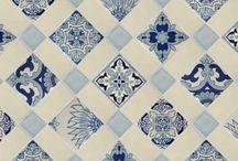 Terra Nova Ceramic Tile / by Tierra y Fuego