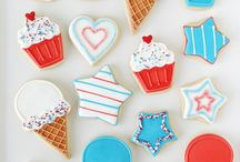 Decorating Inspiration- Cookies / by Elizabeth Smith