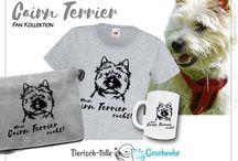 Cairn Terrier Fan Kollektion