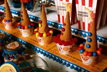 Circus  / Party ideas / by Karla Desire