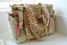 Diaper bag / by Martha Rainy
