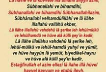 zikir duaları