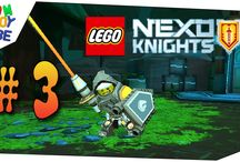 Lego nexo knight merlok 2.0 gameplay