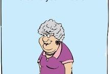 Funny Mature Women