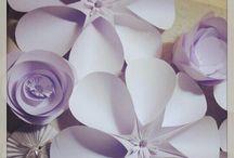 stru blomma lilla