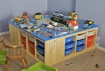 Oppbevaring lego